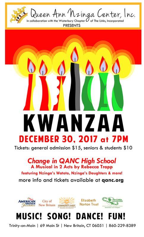 Kwanzaa Celebration 2017