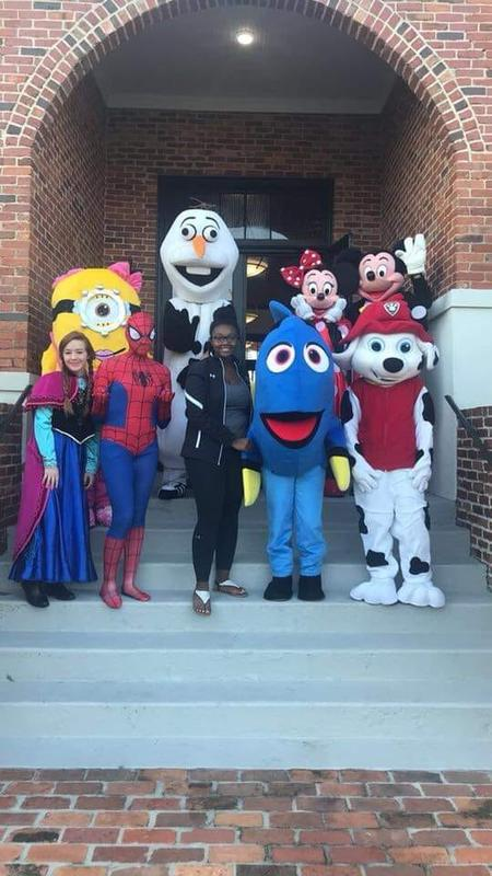 3rd Annual Storybook Character Breakfast