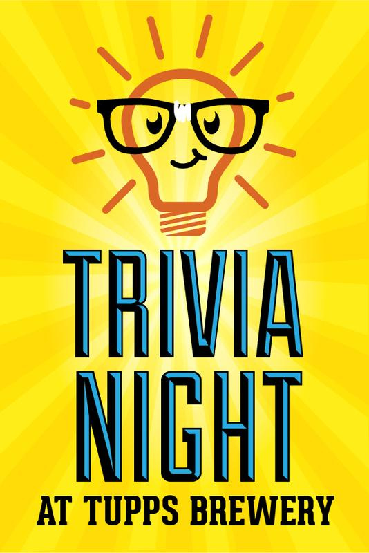 Mckinney Public Library System's Trivia Night @ Tupps