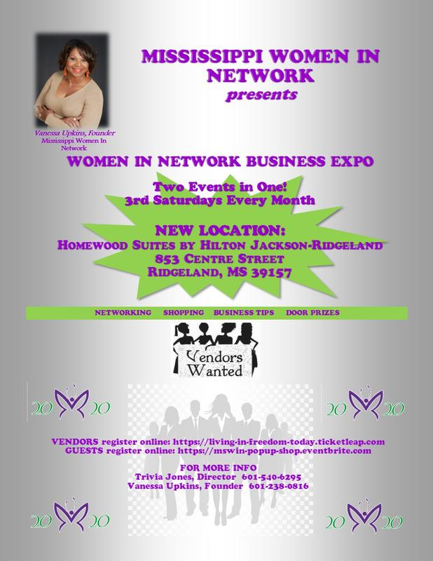 Women in Network Business Expo