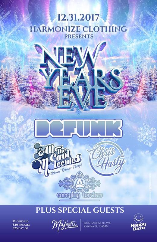 New Years Eve Feat. DEFUNK