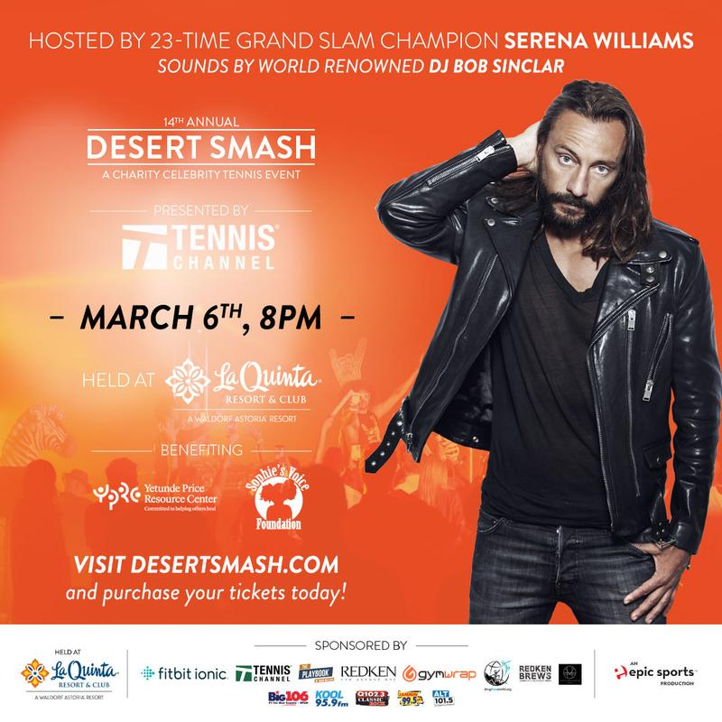 Desert Smash After Party