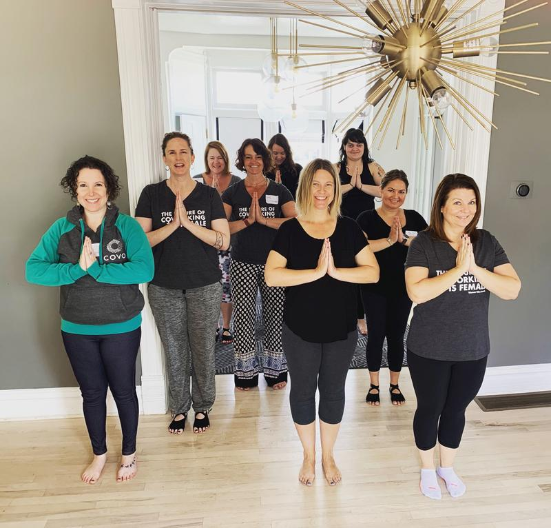 Women Who Cowork Fall 2019 Retreat