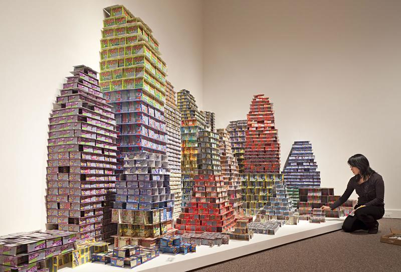 Artist Talk by Jean Shin, Artist & Juror