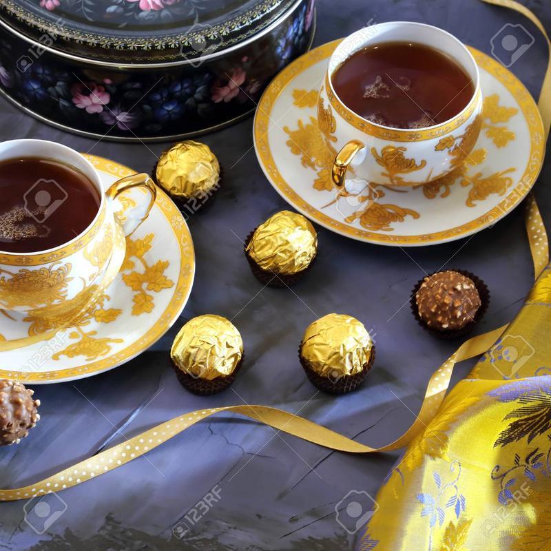 Garden of Eden Masque Tea Social