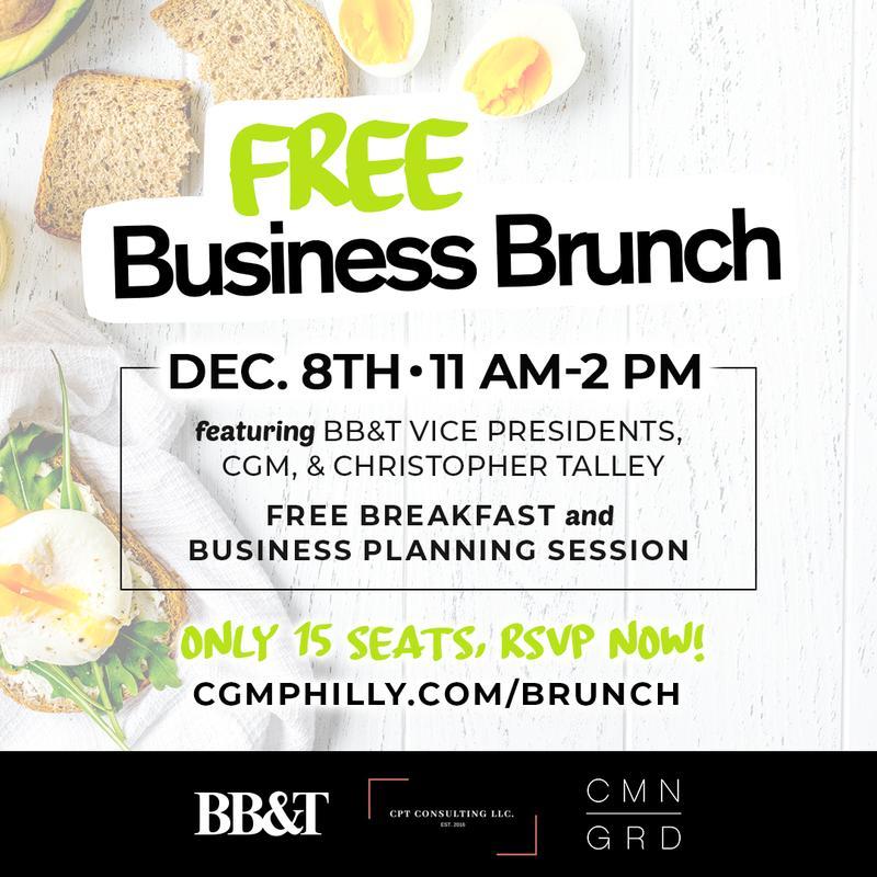 FREE Business Brunch