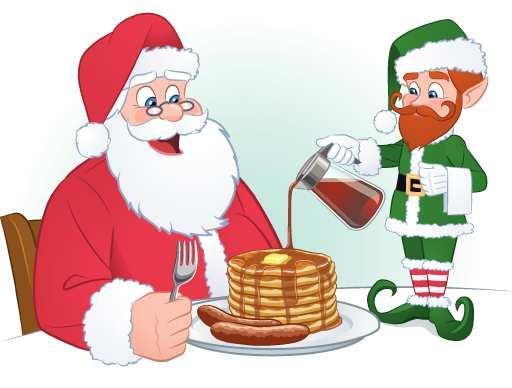 Breakfast with Santa - December 1st