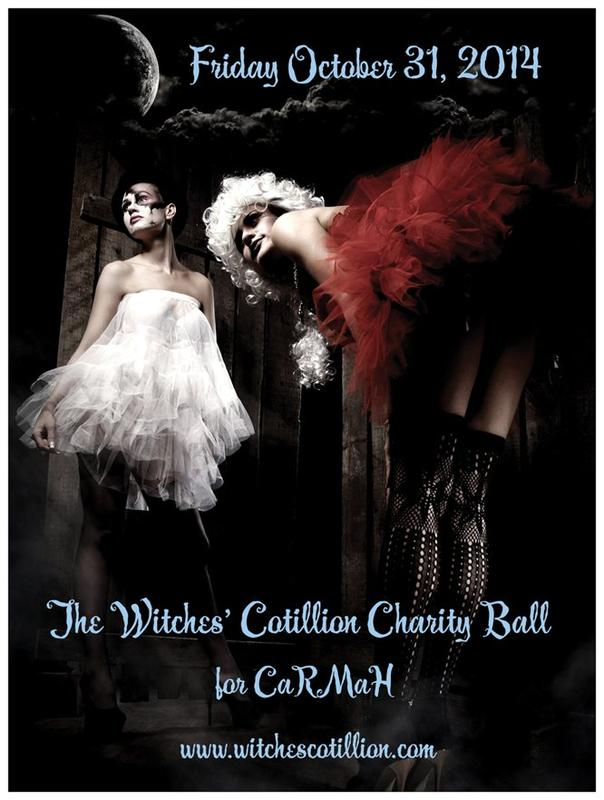The Witches' Cotillion Charity Ball