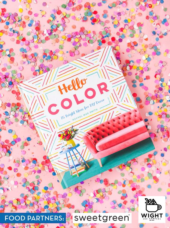 Hello Color Book D.C. Launch Party