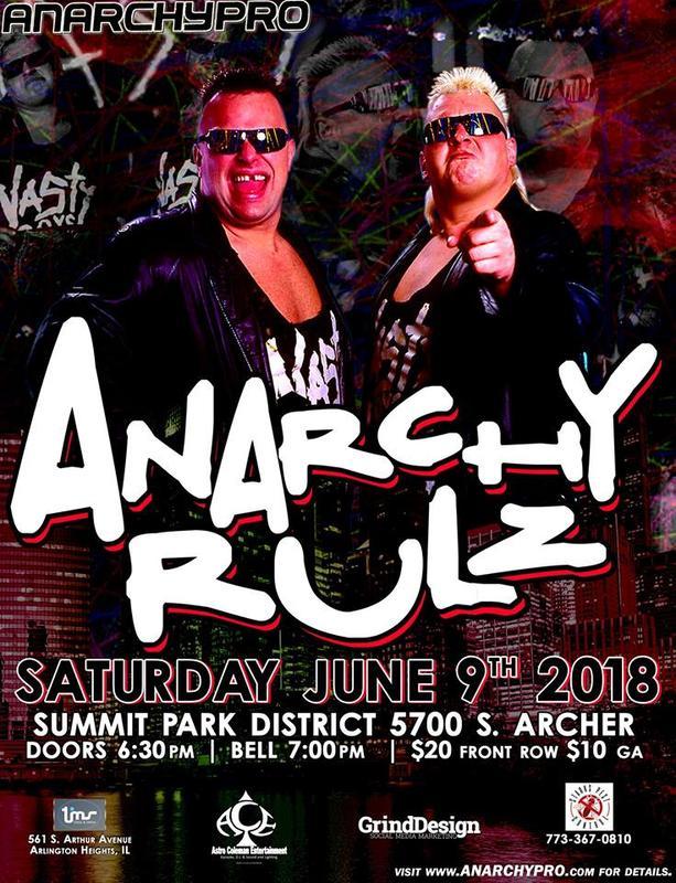 "AnarchyPro Presents ""Anarchy Rulz"""