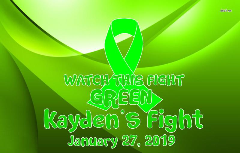 Watch This Fight Green