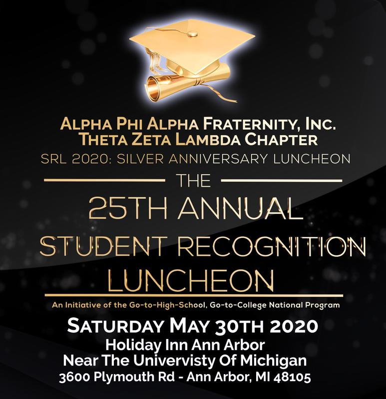 2020 Student Recognition Luncheon