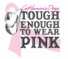Cattlemen's Days Tough Enough To Wear Pink Singer Songwriter Concert & Auction