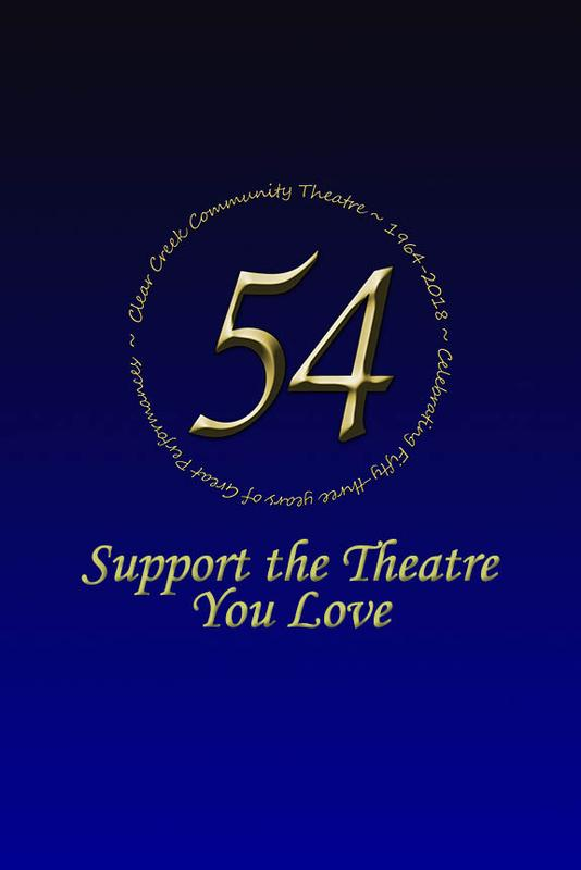 Support the Theatre You Love - Donate to CCCT!
