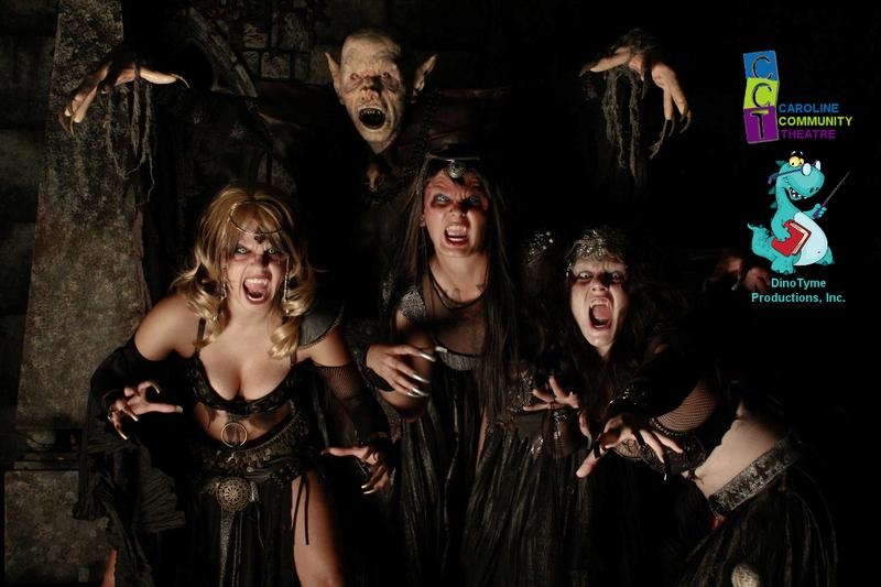 Dead Whispers: Haunted Attraction