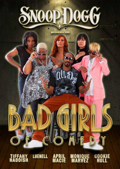 April Macie live ! as seen on Snoop Doggs Bad Girls of Comedy Tour