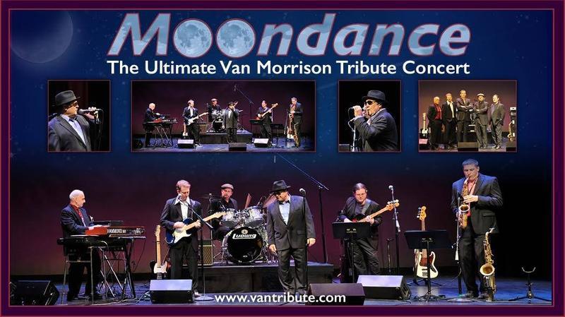 Moondance The Van Morrison Tribute