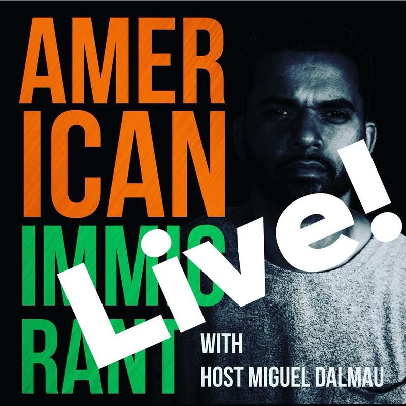 American Immigrant with Miguel Dalmau Live at PHIT!