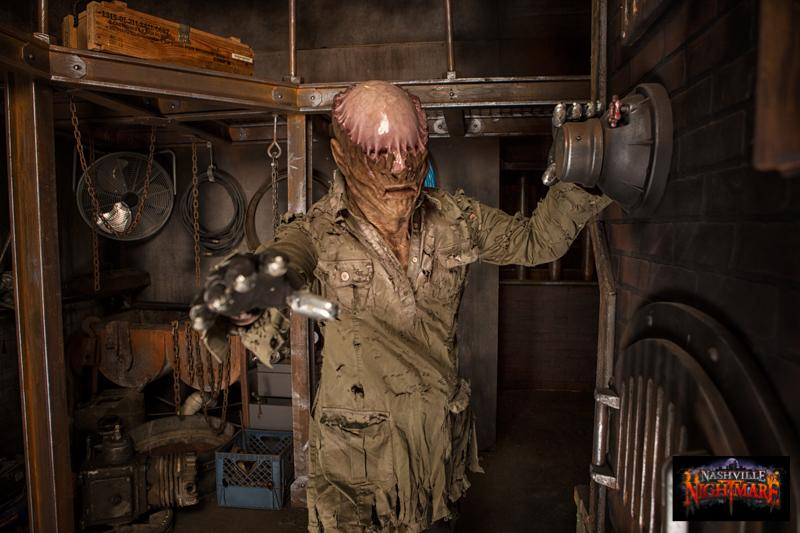 House of Nightmares Haunted House Haunted House 2015