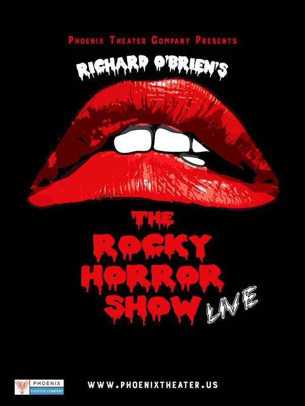 The Rocky Horror Show @ Deep River Theater