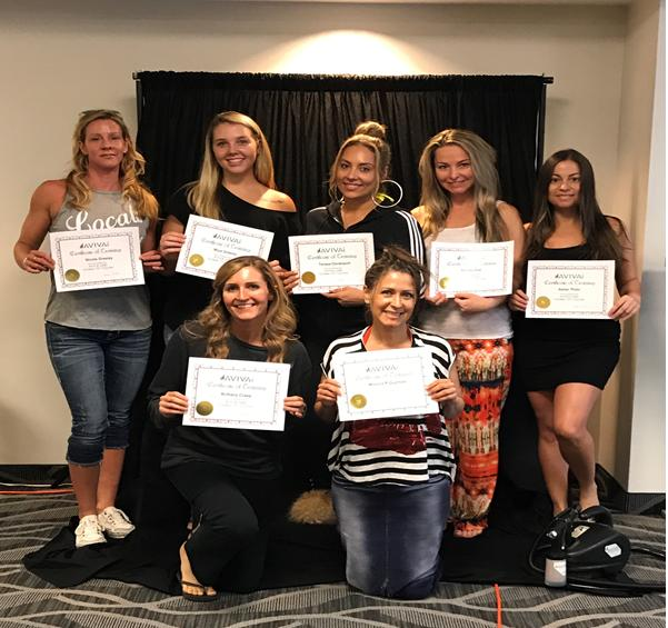 NYC Spray Tan Training Class - Hands-On Learning New York -- March 29th!