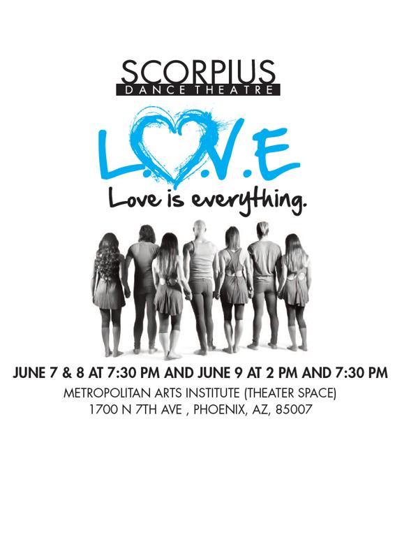 L.O.V.E by Scorpius Dance Theatre