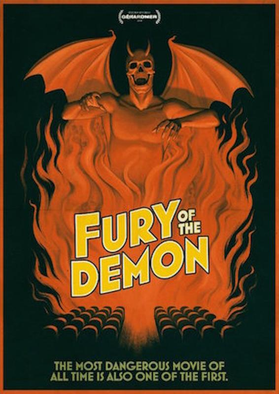 COMPETITION FEATURE | FURY OF THE DEMON