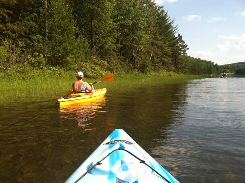 Fayetteville Kayaking Adventure