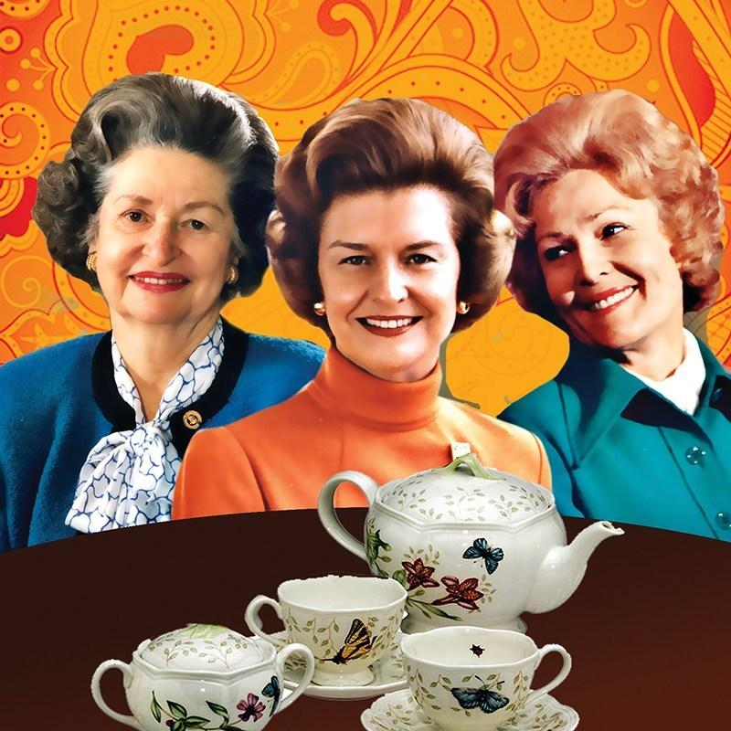 Tea & Conversation - Tea for Three - Scheduled for September 9th
