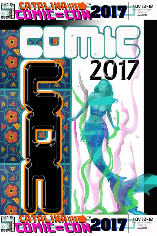 Catalina Comic Con 2017