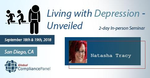 Living with Depression – Unveiled Seminar in San Diego