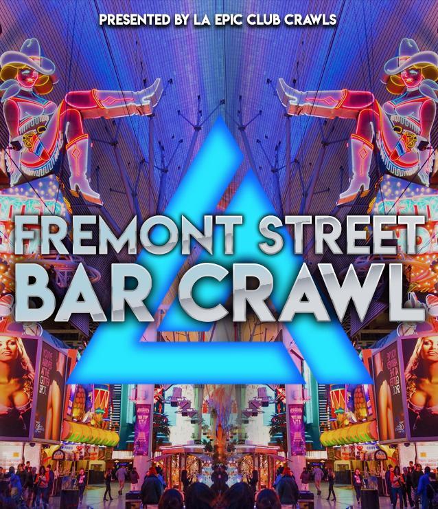 Fremont Street Bar Crawl