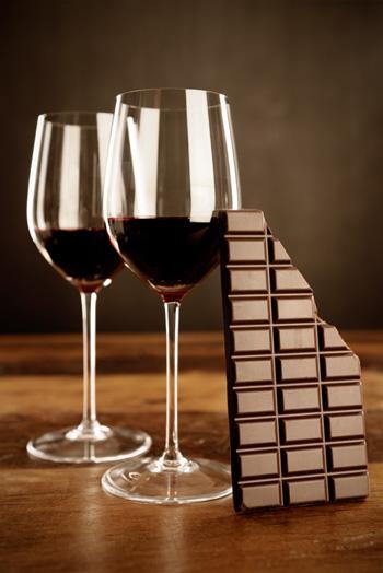 Adult Workshop: Chocolate & Wine