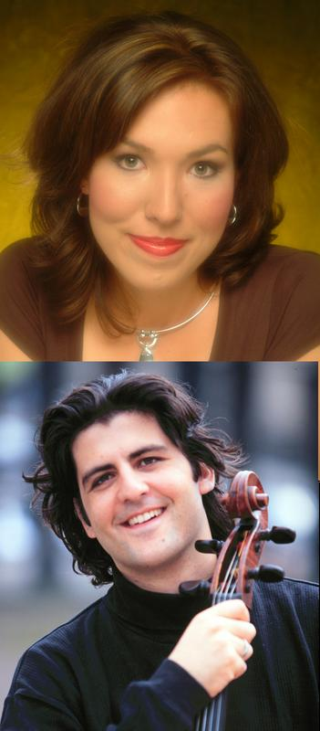 """""""Wister and More!"""" presents Amit Peled and Elizabeth Borowsky"""