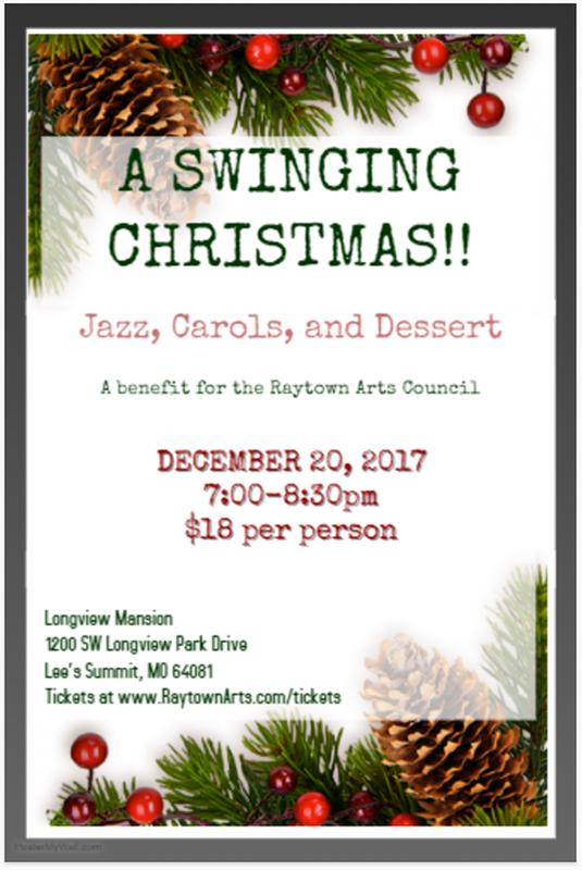 A SWINGING CHRISTMAS!