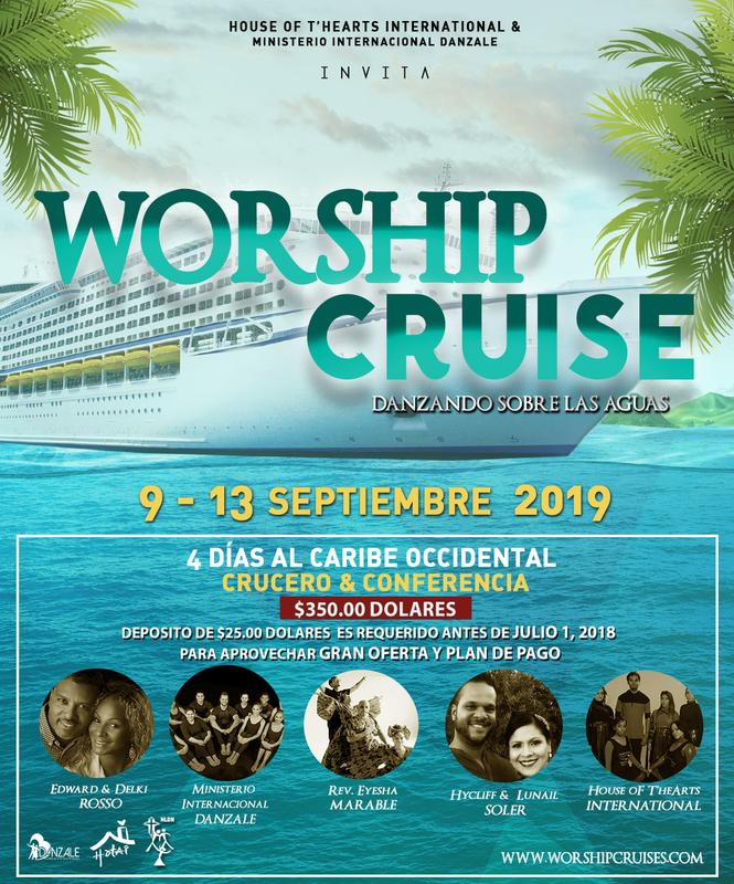 WORSHIP CRUISE - Dancing on Waters