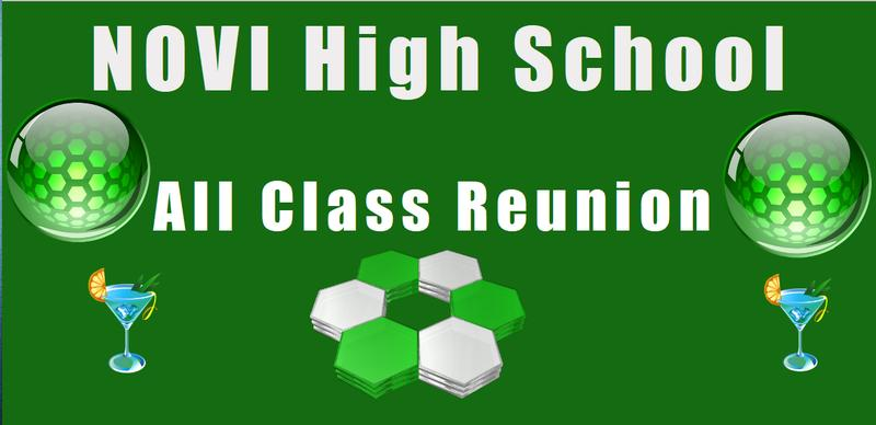 Novi High School Reunion Kensington