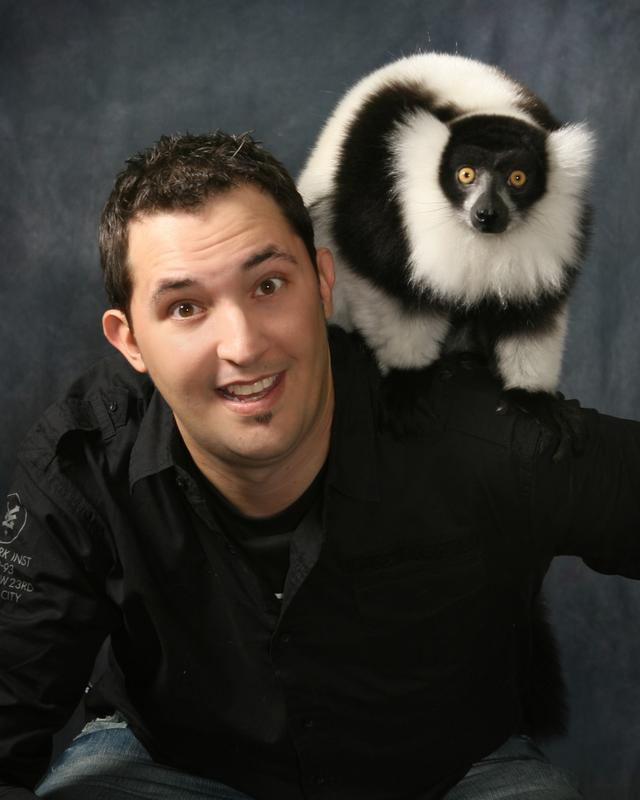 Jeff Musial, The Animal Guy!