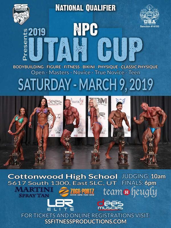 2019 NPC Utah Cup Judging