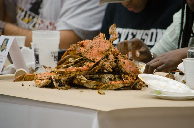 2018 Homecoming Crab Feast