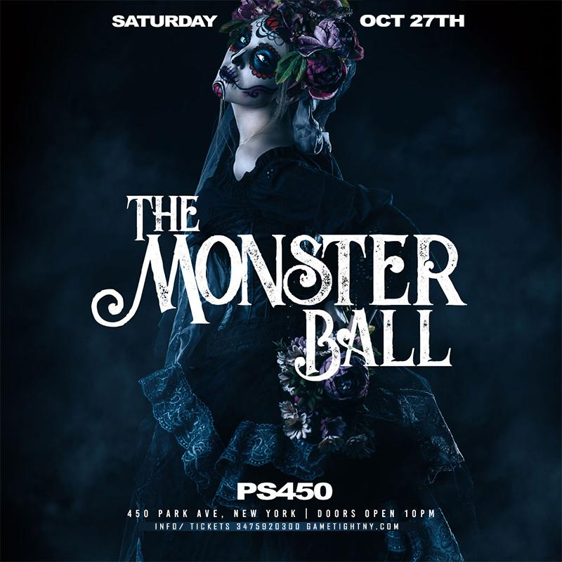 PS450 NYC Halloween party