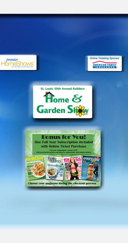 St. Louis 39th Annual Builders Home & Garden Show