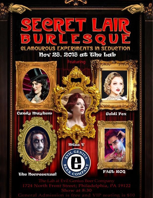 November Burlesque