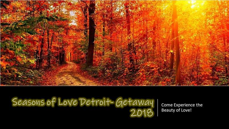 Seasons of Love 2018- Get-Away to Love