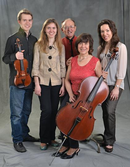 """""""Wister and More!"""" presents American Virtuosi"""