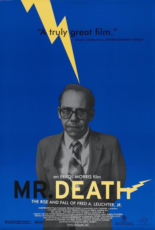Film: Mr. Death (Errol Morris, 1999)