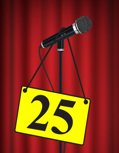 "NACAC Presents ""The 25th Annual Putnam County Spelling Bee"""
