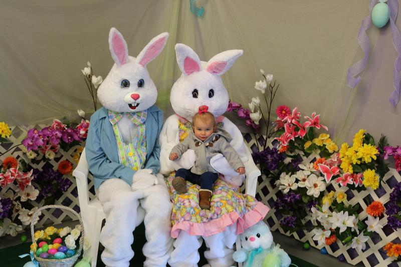 Breakfast With The Easter Bunny and Scavenger Egg Hunt 2019