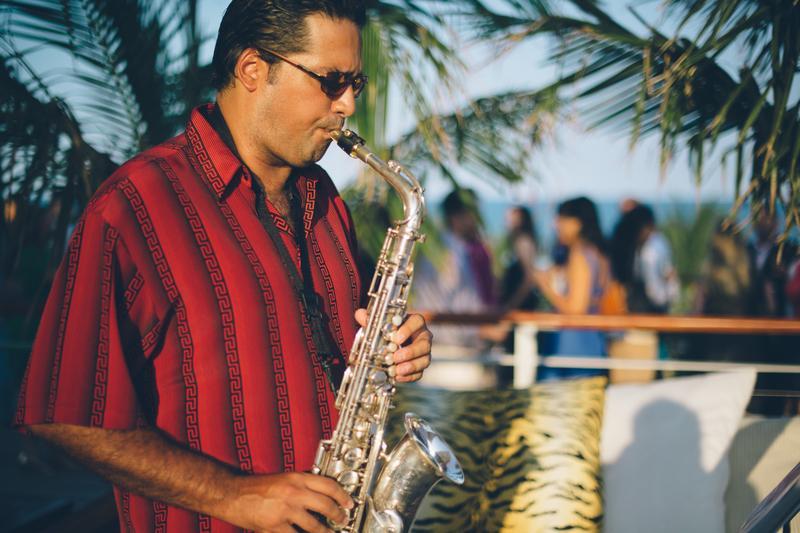(mostly jazz) with Nestor Zurita Duo