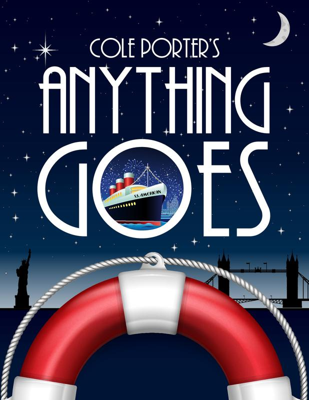 "Cole Porter's ""Anything Goes"" Presented by Huntley High School"